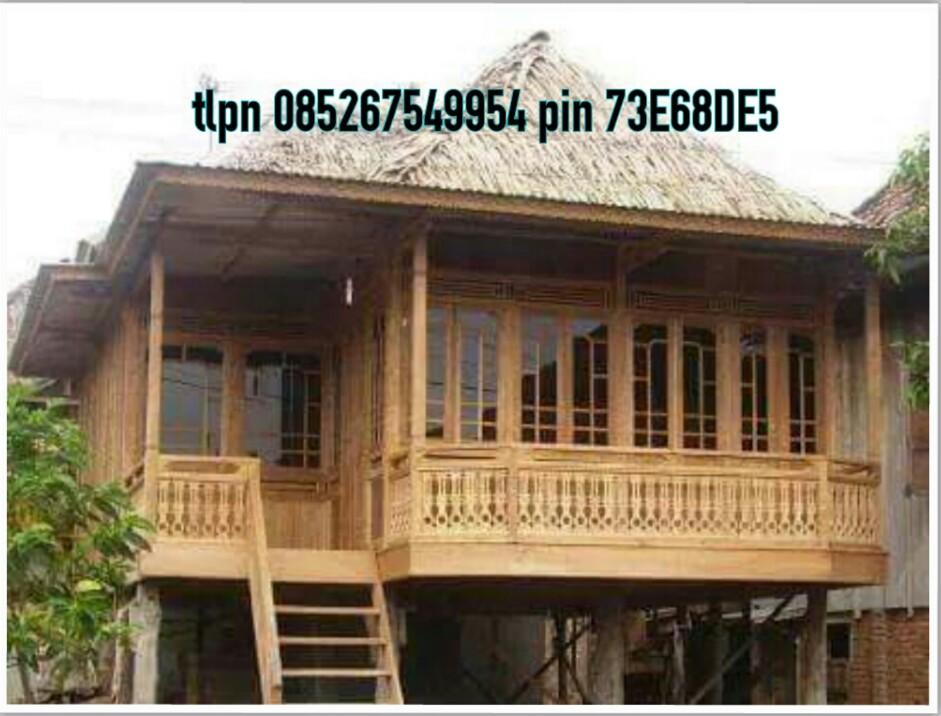 84+ Gambar Desain Rumah Kayu Palembang Yang Bisa Anda Tiru Unduh